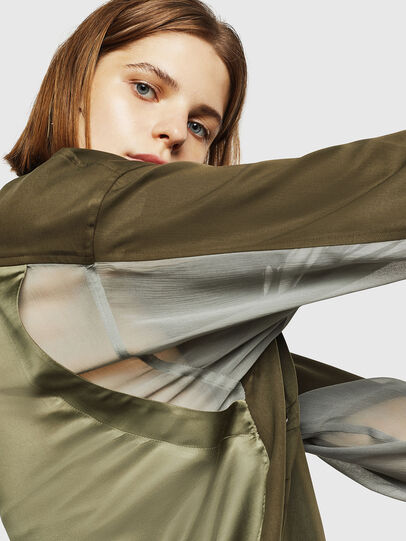 Diesel - C-LEXYS, Military Green - Shirts - Image 6