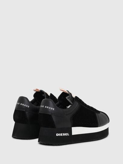 Diesel - S-PYAVE WEDGE, Black - Sneakers - Image 3