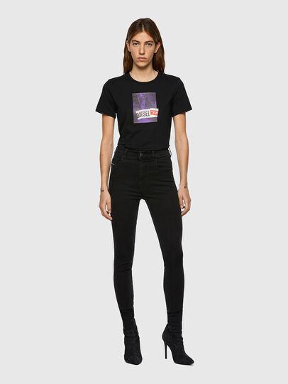 Diesel - Slandy High 069VW, Black/Dark grey - Jeans - Image 5