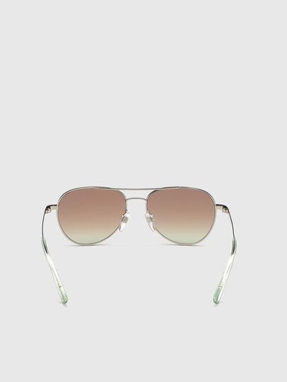 Diesel - DL0291, Pink/White - Kid Eyewear - Image 4