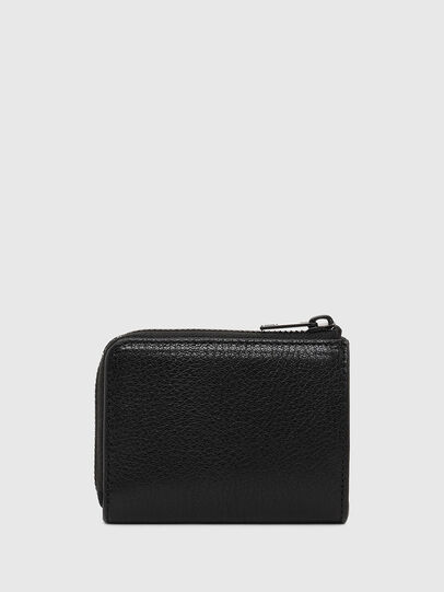 Diesel - L-PASSME, Black/Orange - Small Wallets - Image 2