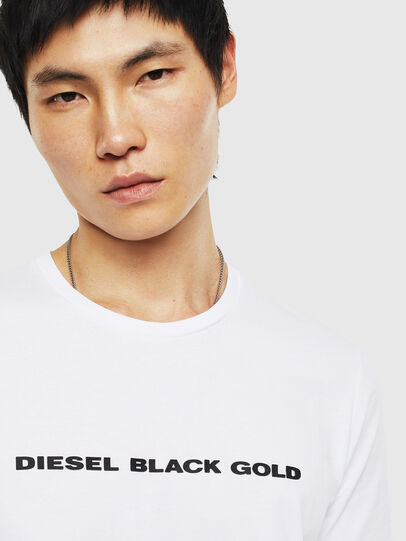 Diesel - T-TYRITE, White - T-Shirts - Image 3