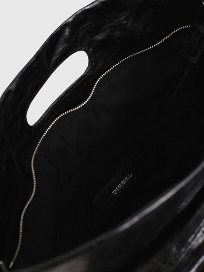 Diesel - F-LITT SHOPPER N/S,  - Shopping and Shoulder Bags - Image 4