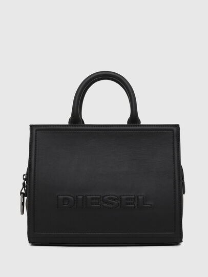Diesel - PIRITE, Black - Satchels and Handbags - Image 1