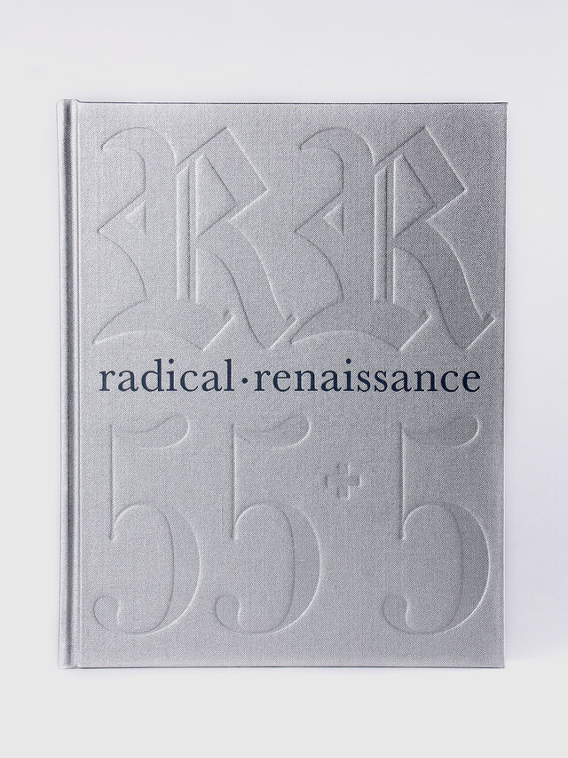 Diesel Radical Renaissance 55+5 (signed by RR), Grey - Other Accessories - Image 1