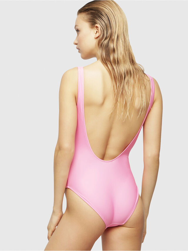 Diesel - BFSW-FLAMNEW, Pink - Swimsuits - Image 2
