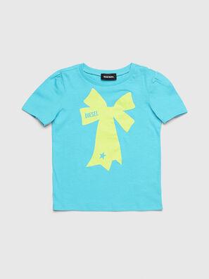 TASHAB-R, Azure - T-shirts and Tops