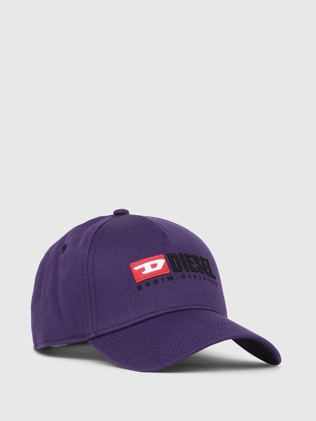 Diesel - CAKERYM-MAX, Violet - Caps - Image 1