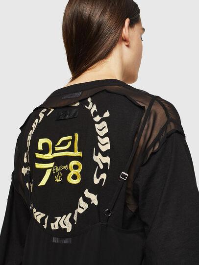 Diesel - D-STASYA, Black - Dresses - Image 5