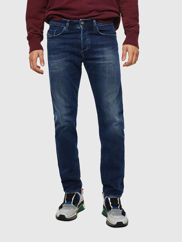 Buster 0870F, Medium blue - Jeans