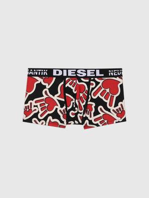 UMBX-DAMIEN, Black/Red - Trunks
