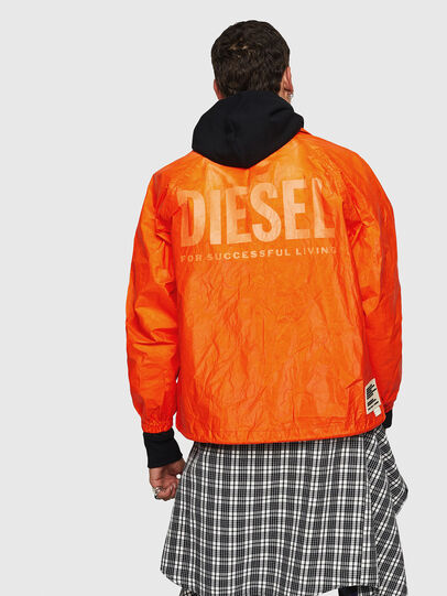 Diesel - J-AKINATOR-TVK, Orange - Jackets - Image 2