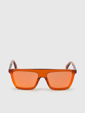 DL0323, Orange - Sunglasses