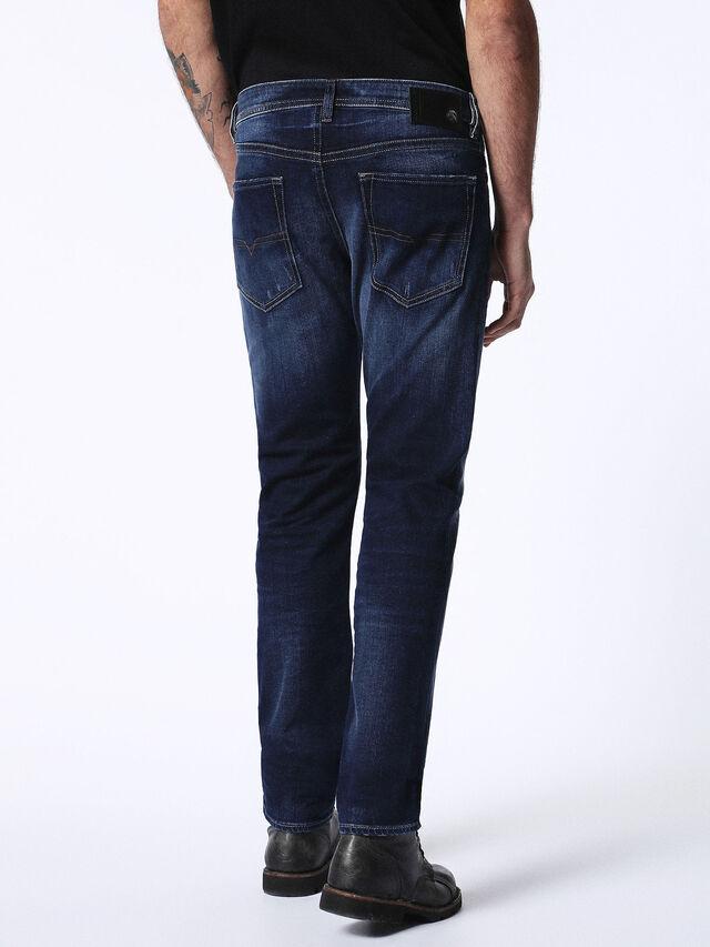 Diesel - Buster 0860L, Dark Blue - Jeans - Image 3