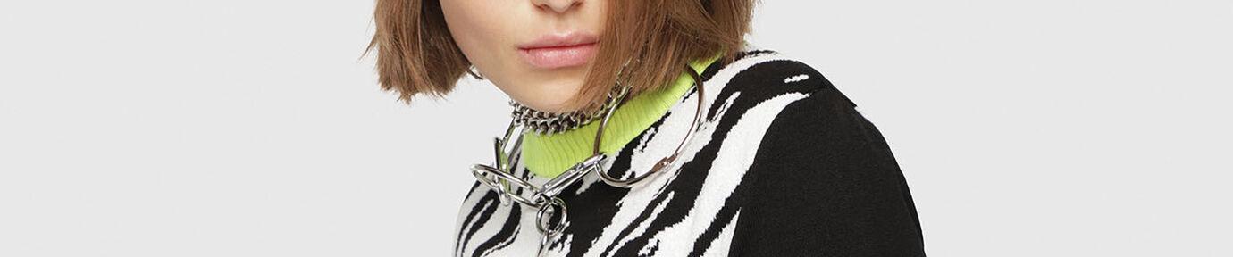 Knitwear Woman Diesel