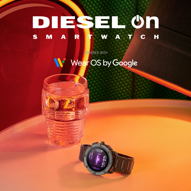 Shop Now on Diesel.com