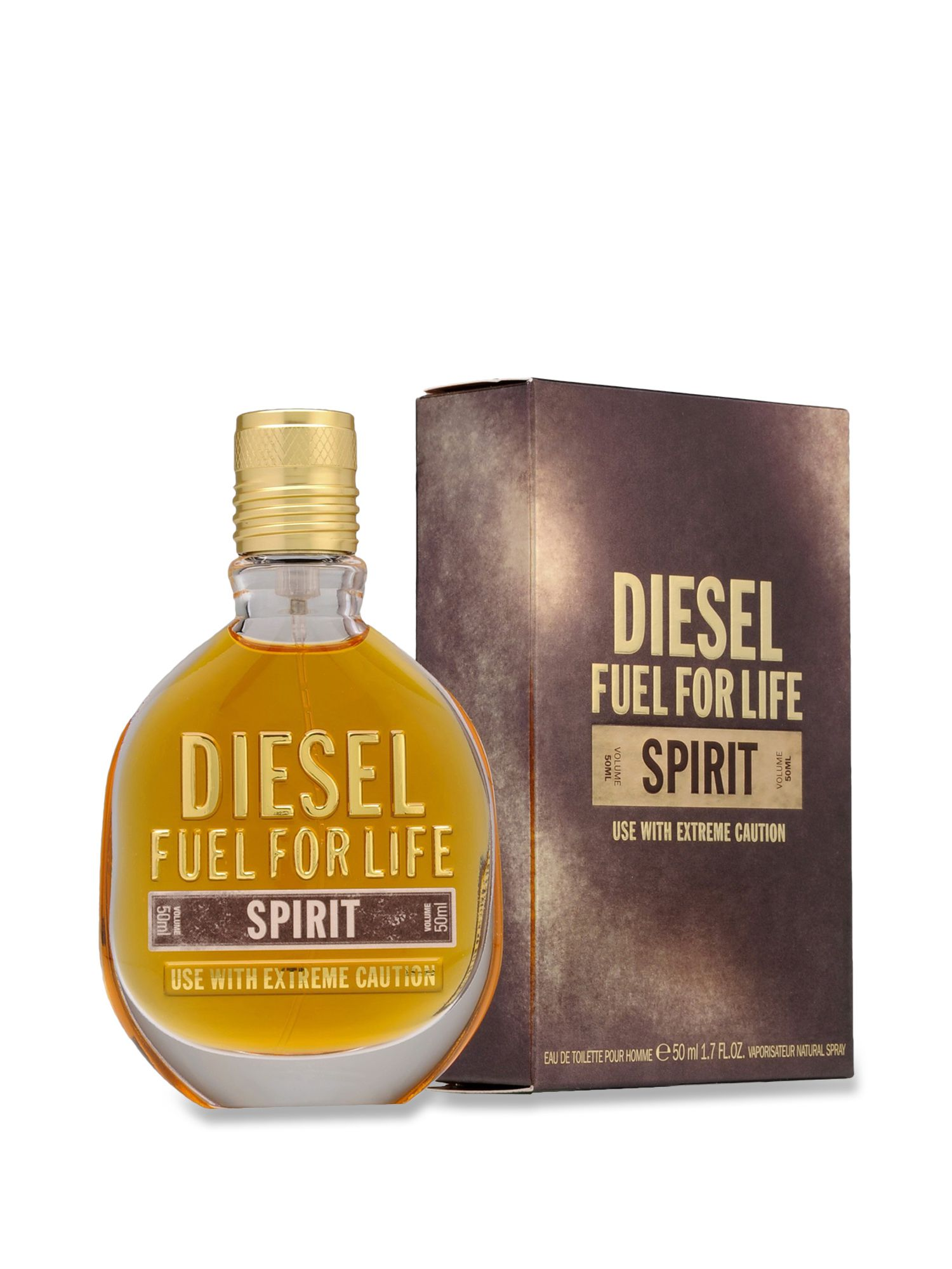 Diesel - FUEL FOR LIFE SPIRIT 50ML,  - Fuel For Life - Image 2