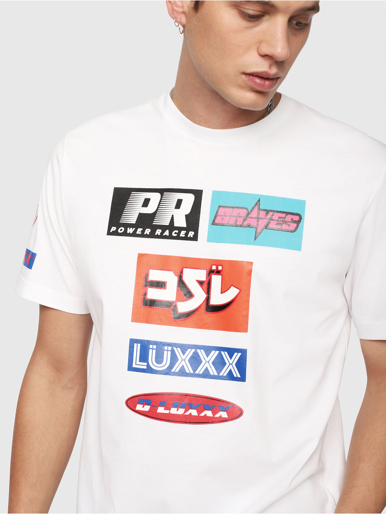 Diesel - T-JUST-YA,  - T-Shirts - Image 3