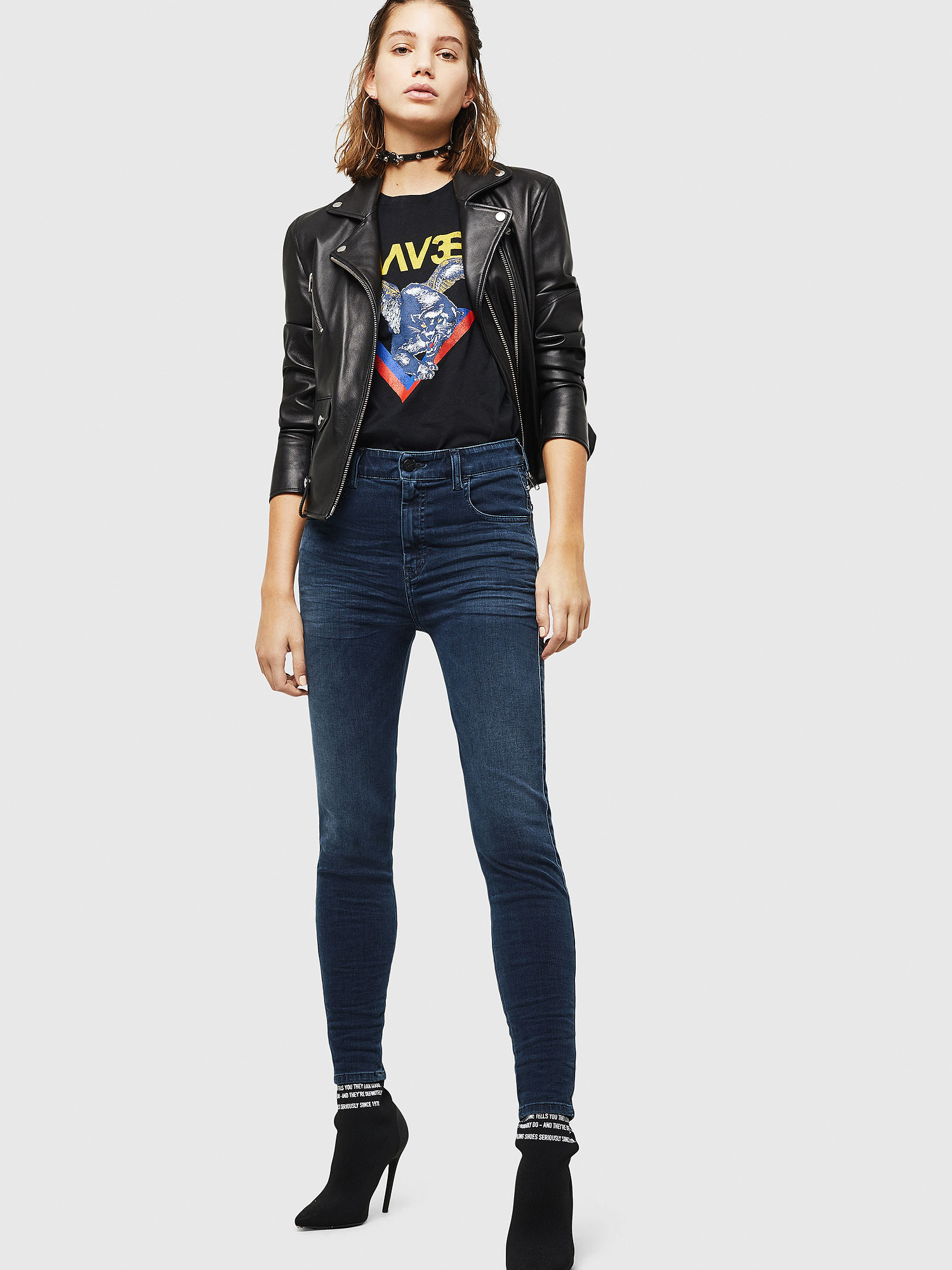 Diesel - Slandy High 084UT,  - Jeans - Image 5