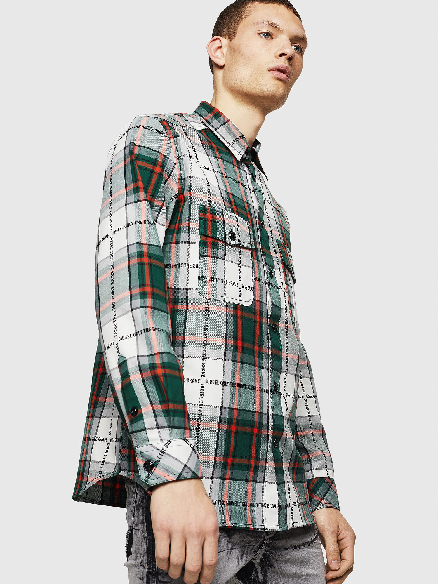 Diesel - S-MILLER-A,  - Shirts - Image 1