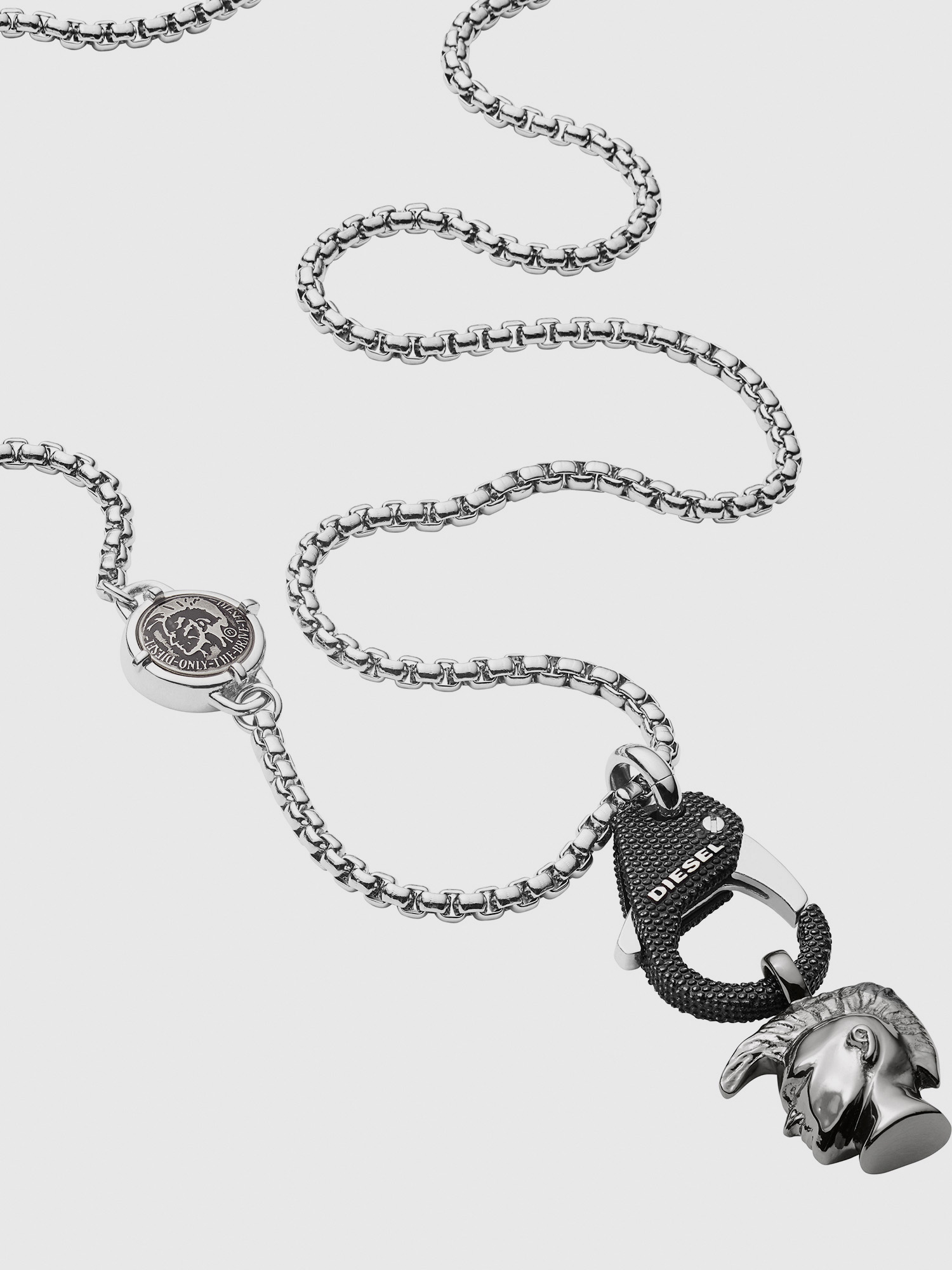 Diesel - DX1148,  - Necklaces - Image 2