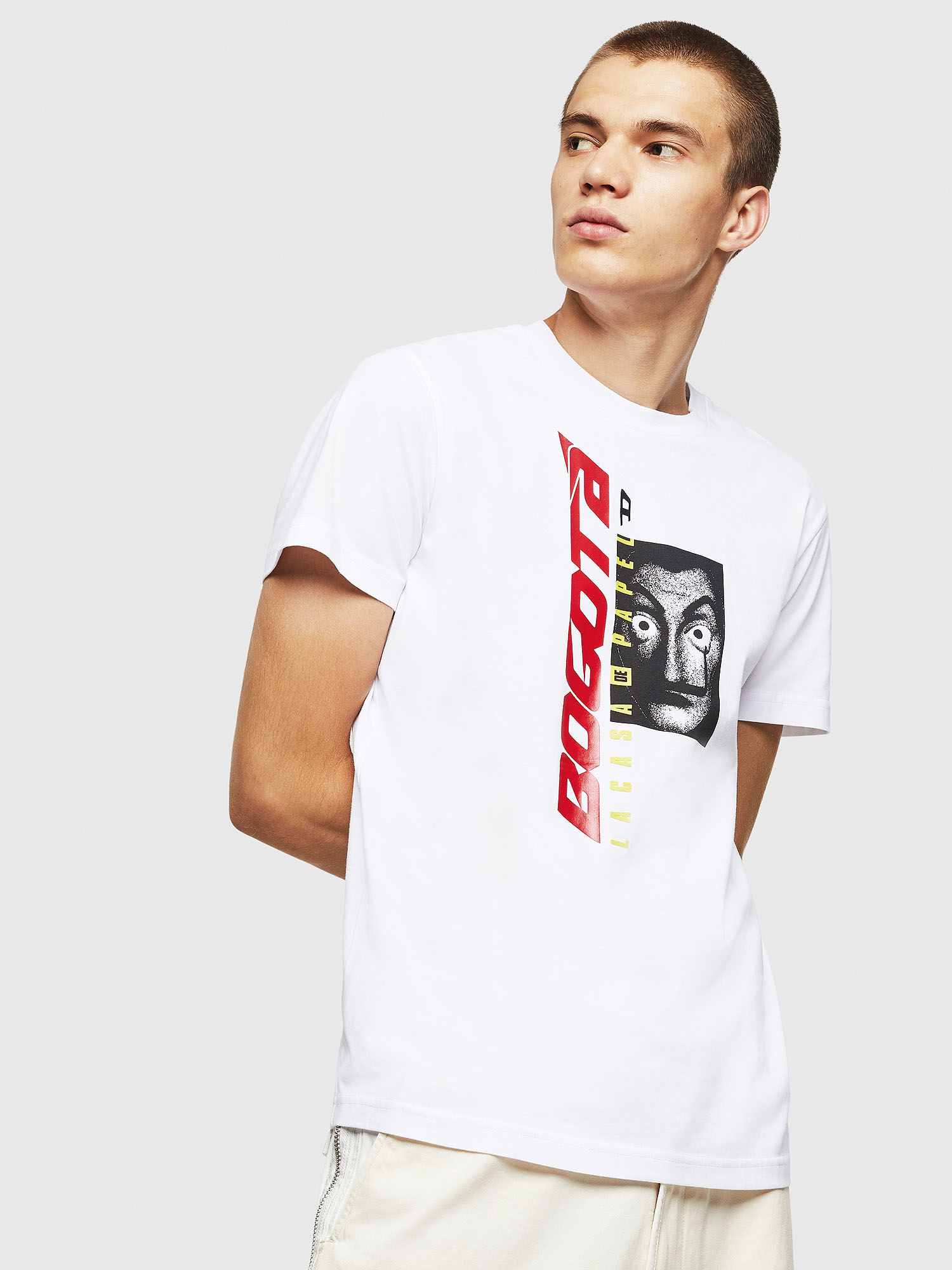 Diesel - LCP-T-DIEGO-BOGOTA,  - T-Shirts - Image 1