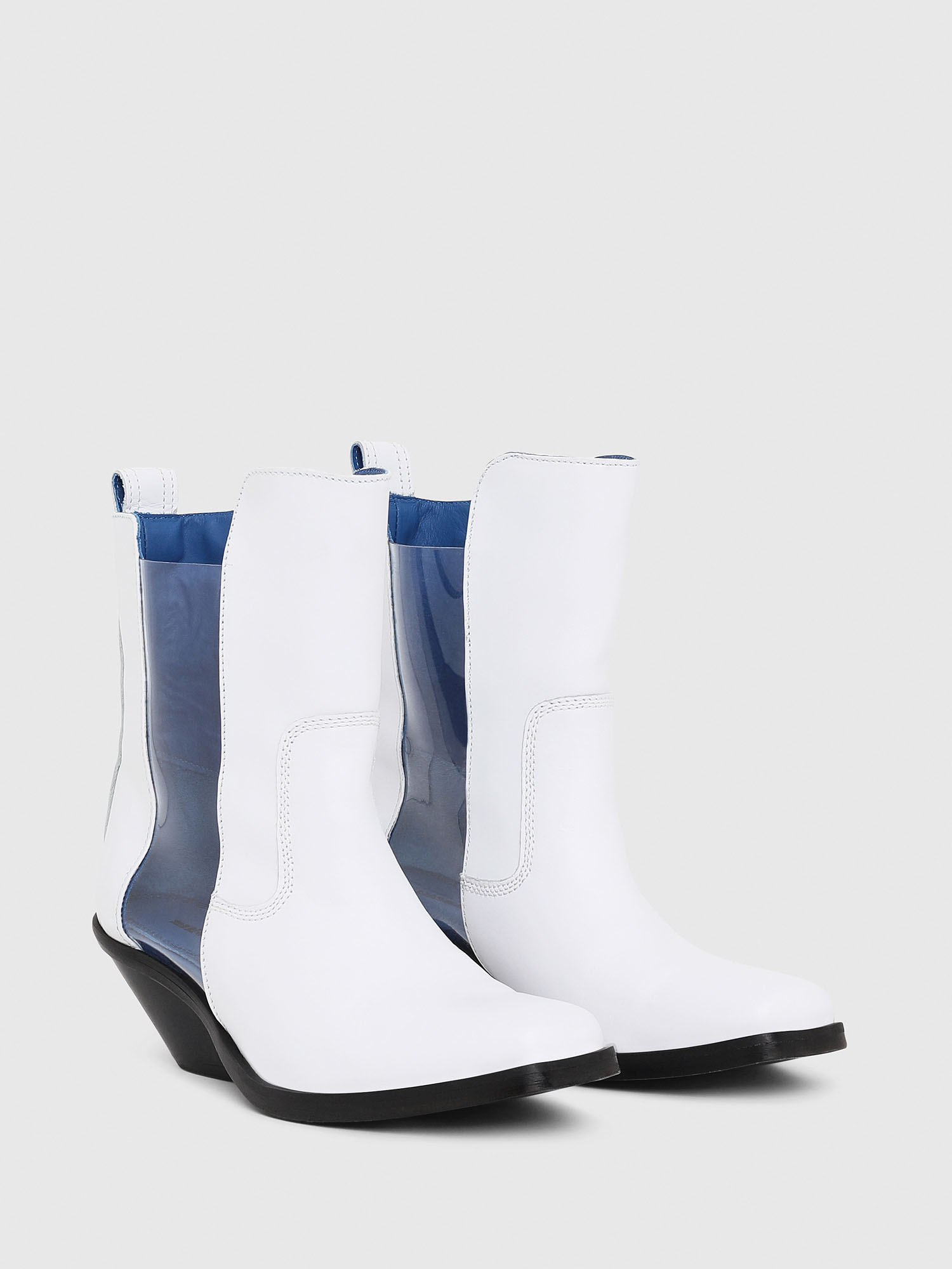 Diesel - D-GIUDECCA MAT,  - Ankle Boots - Image 2