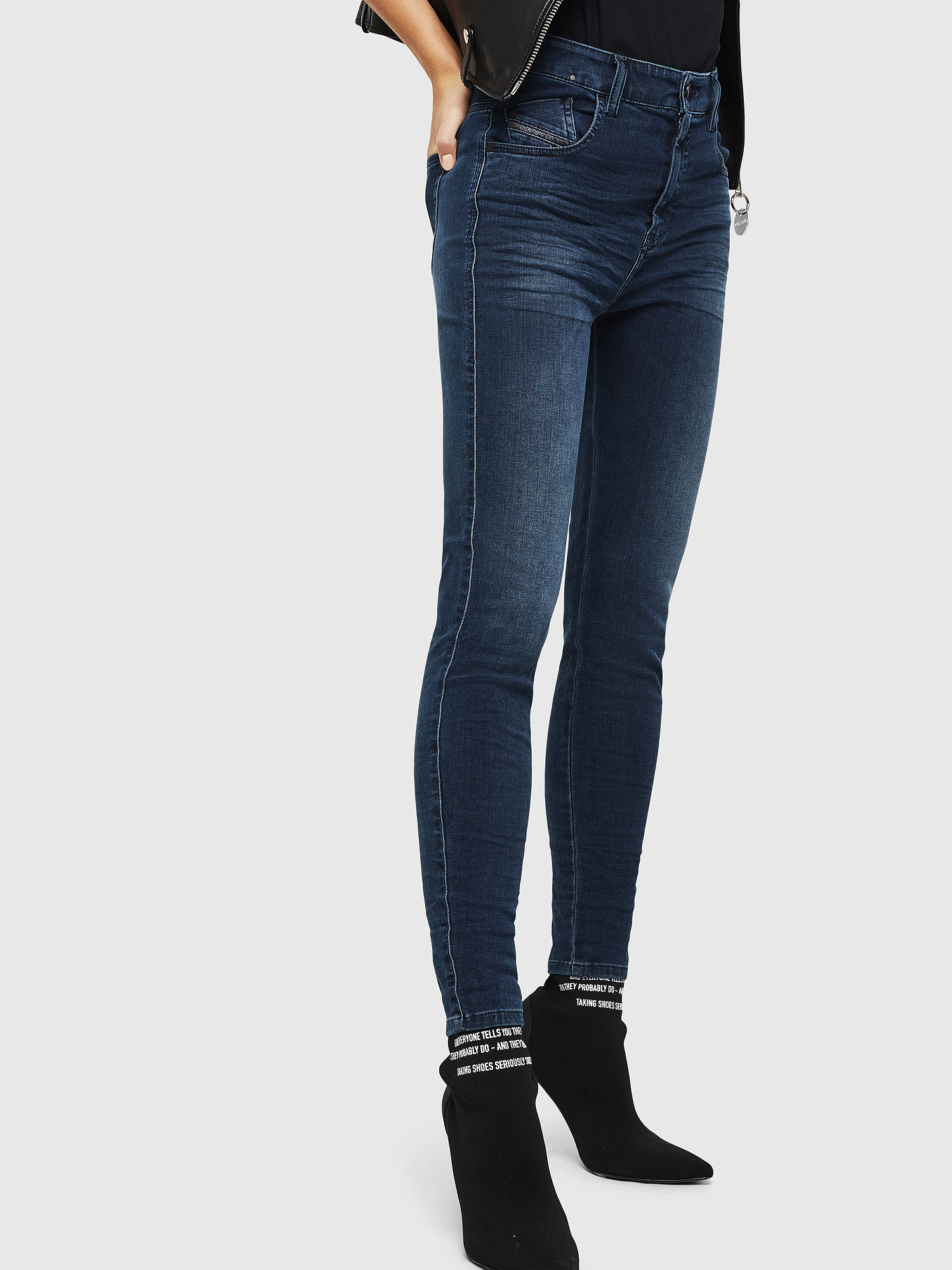 Diesel - Slandy High 084UT,  - Jeans - Image 4