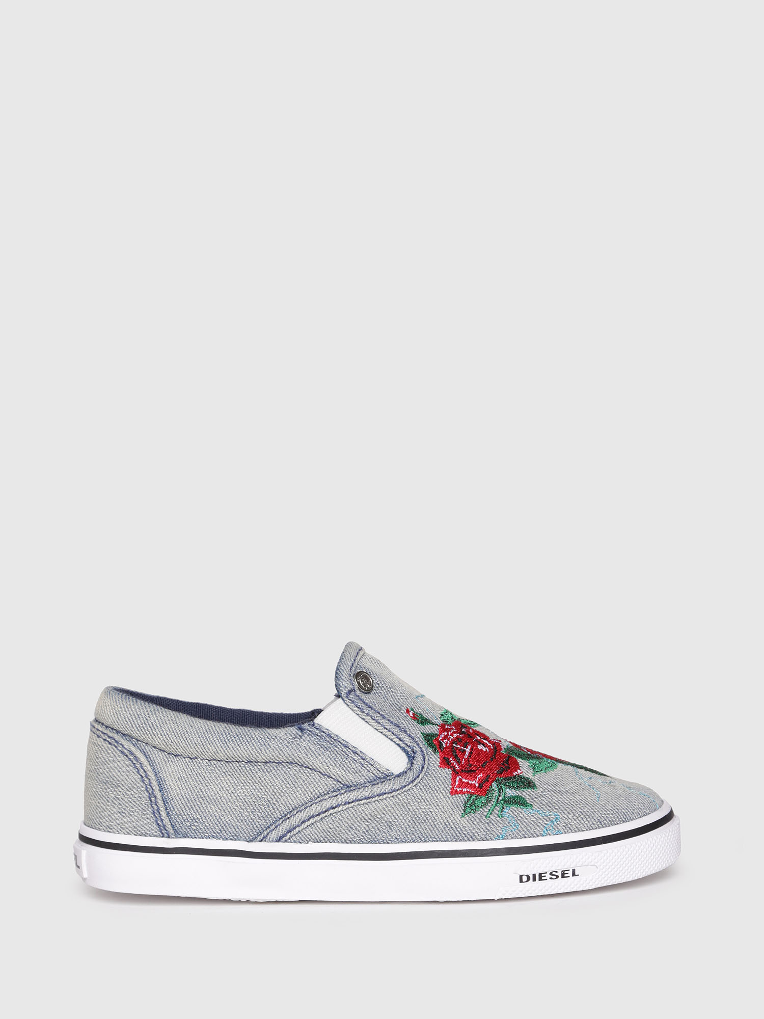 Diesel - SLIP ON 14 ROSE CH,  - Footwear - Image 1