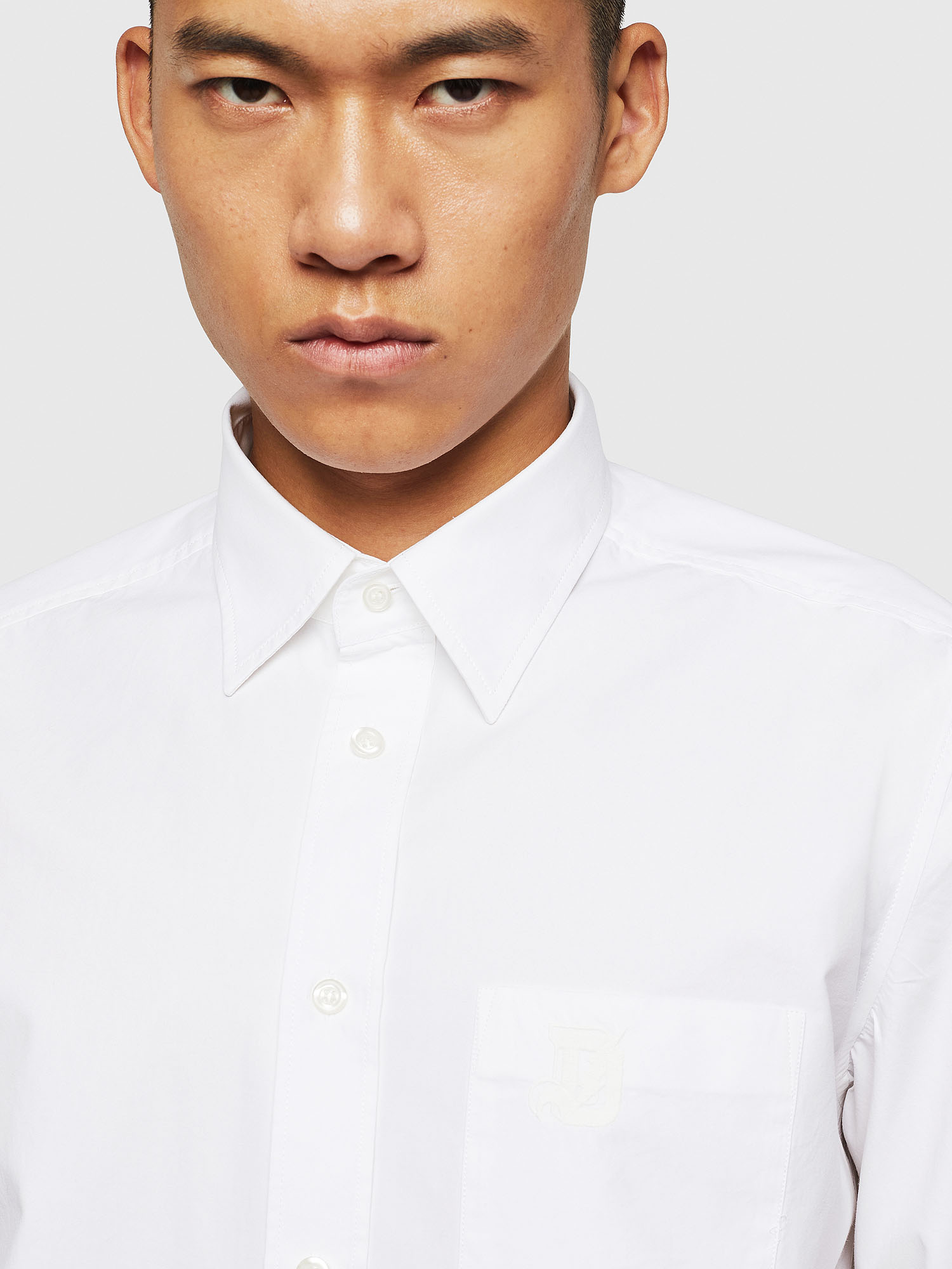 Diesel - S-MOI-R-BW,  - Shirts - Image 3