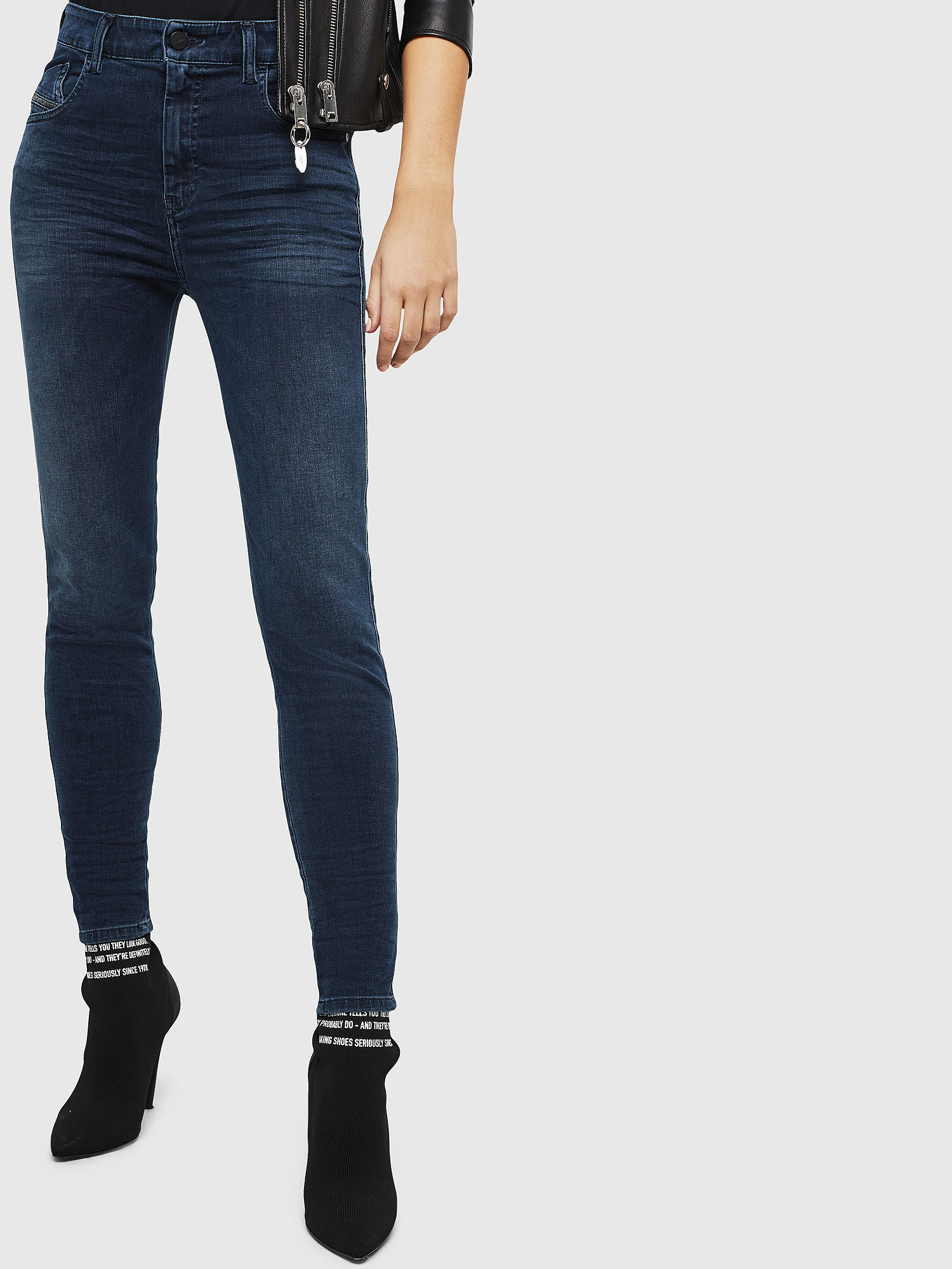 Diesel - Slandy High 084UT,  - Jeans - Image 1