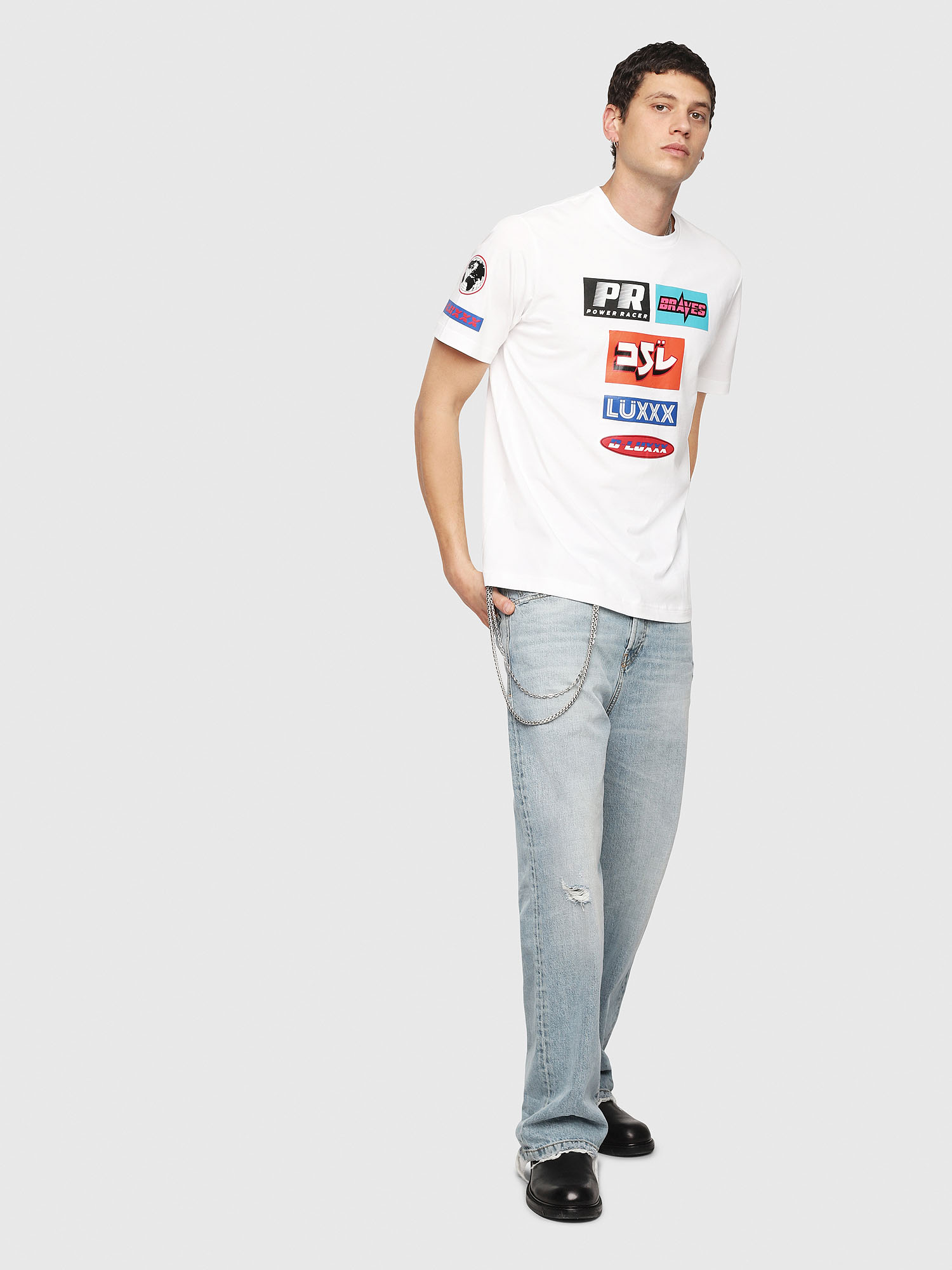 Diesel - T-JUST-YA,  - T-Shirts - Image 5